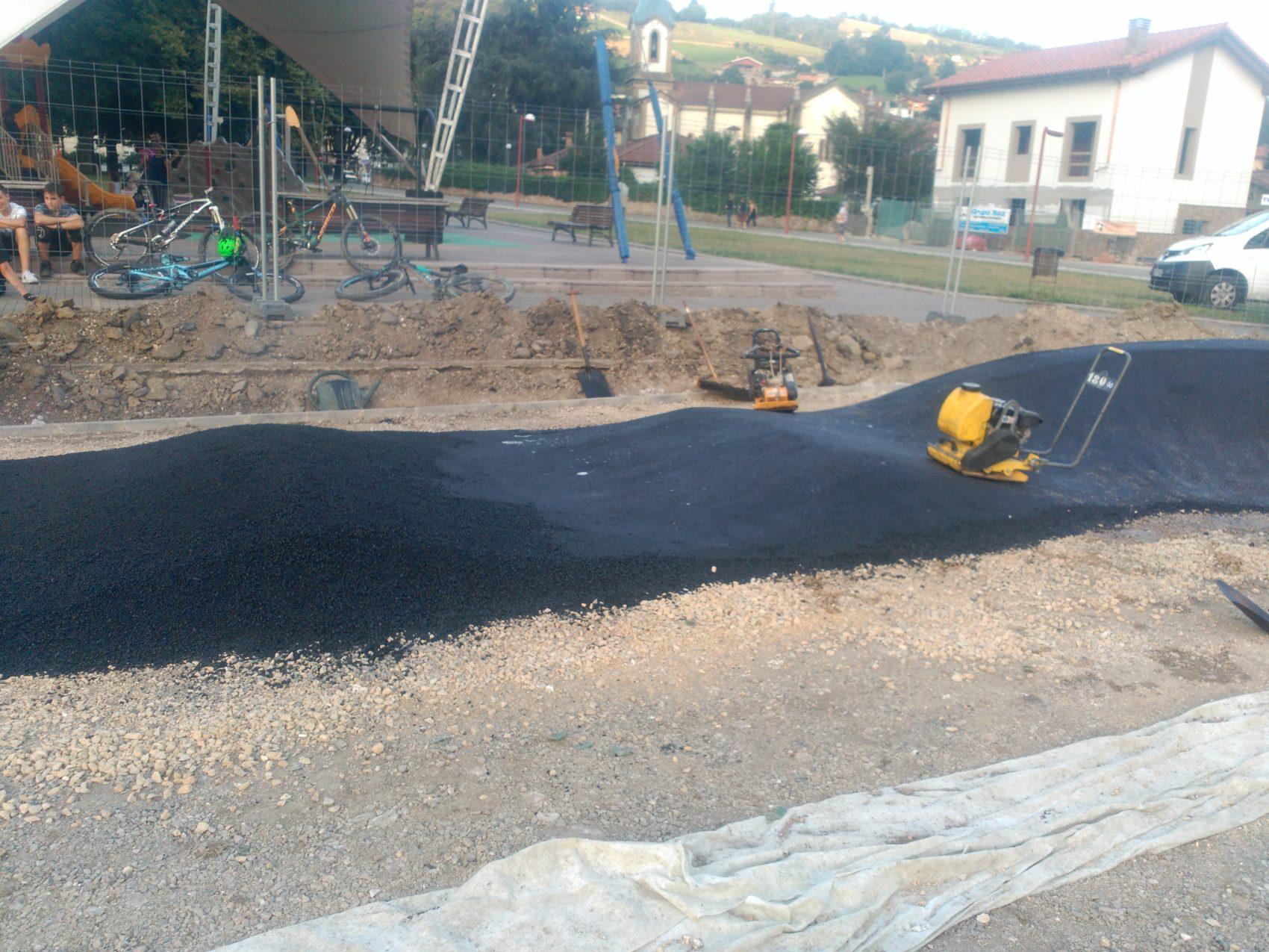 Líderes en diseño y construcción de pumptracks de asfalto y hormigón